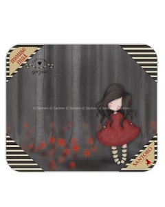 80.21.031 MOUSE MAT GORJUSS 371gj03 - poppy wood