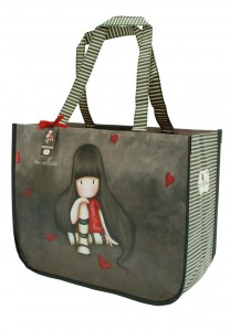 253GJ05 Gorjuss - PP Woven Bag - The Collector front