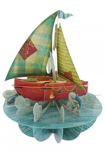 PS002 Sailing Boat WEB