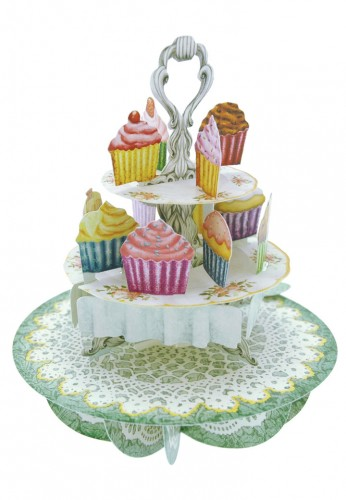 PS004 Cup Cake Tea Time WEB