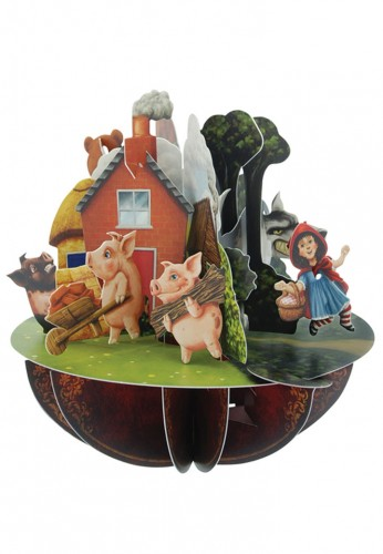 PS025 – Pirouettes – Three Little Pigs – WEB