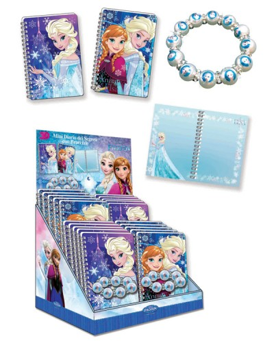 NOTES FROZEN NEW