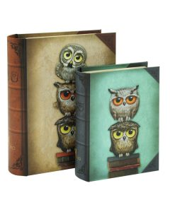 Book Owls