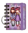 1047GJ07-Gorjuss-Melodies-Keyring-Notebooks-TD-4-WR